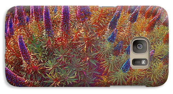 Galaxy Case featuring the photograph Pride Of Madeira by David Klaboe
