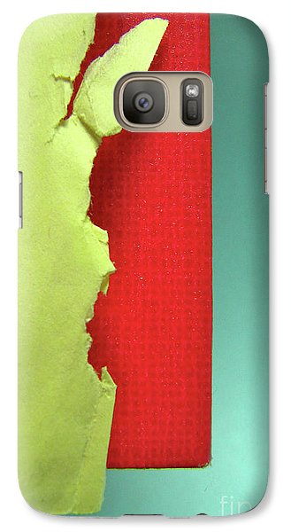 Galaxy Case featuring the photograph Primary by CML Brown