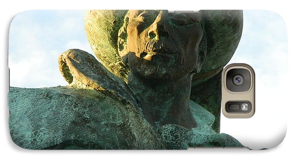 Galaxy Case featuring the photograph Prince Henry The Navigator by Kathy Barney