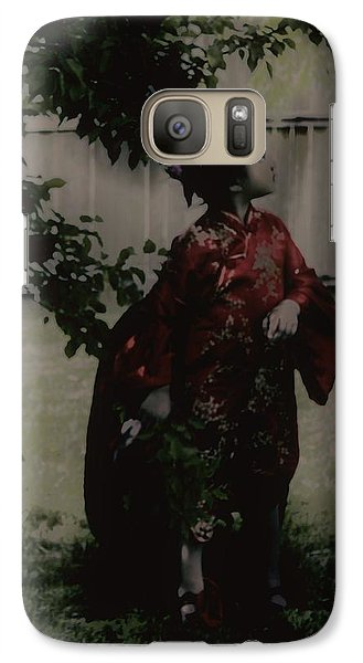 Galaxy Case featuring the photograph Princess Of Tranquility  by Jessica Shelton