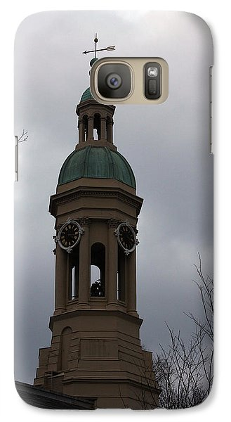 Galaxy Case featuring the photograph Princeton University by Vadim Levin