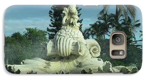 Galaxy Case featuring the photograph Princeville II by Alohi Fujimoto