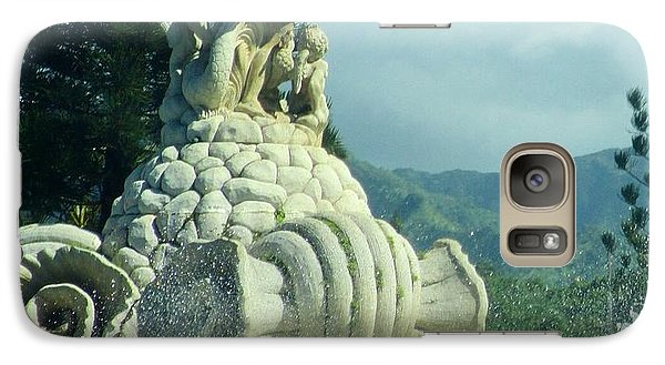 Galaxy Case featuring the photograph Princeville Revisited by Alohi Fujimoto