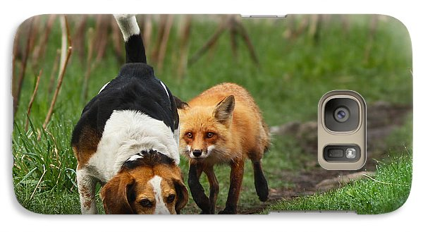 Probably The World's Worst Hunting Dog Galaxy S7 Case