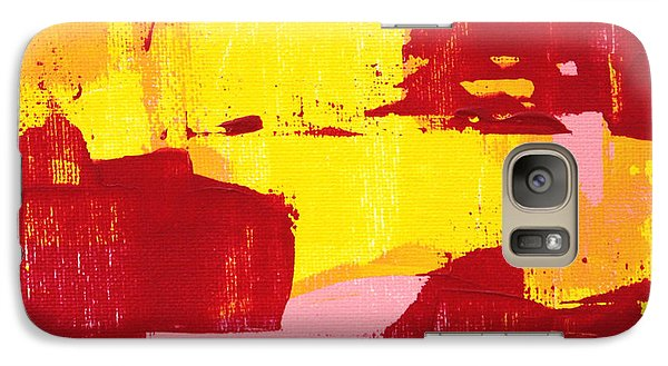 Galaxy Case featuring the painting Process C2013 by Paul Ashby
