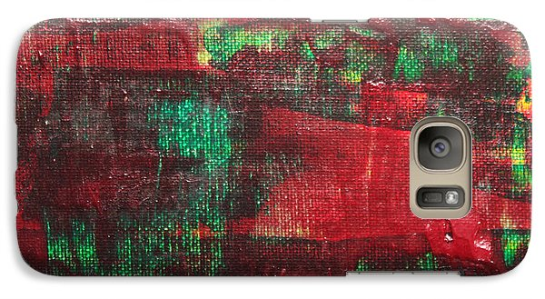 Galaxy Case featuring the painting Progression  C2013 by Paul Ashby