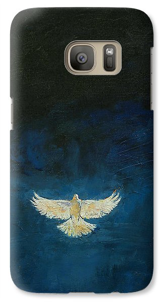 Promised Land Galaxy Case by Michael Creese