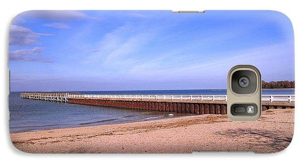 Prybil Beach Pier Galaxy S7 Case
