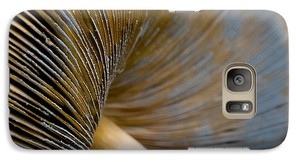Galaxy Case featuring the photograph Psychedelic by Annette Hugen