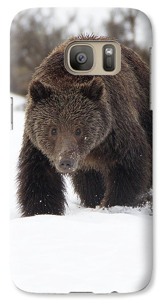 Galaxy Case featuring the photograph Pucker Time by Gerry Sibell