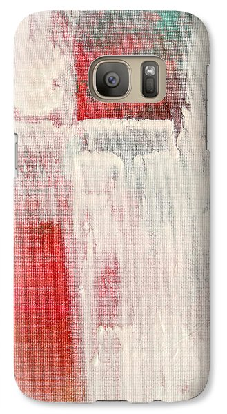 Galaxy Case featuring the painting Puertas II  C2013 by Paul Ashby