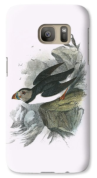 Puffin Galaxy S7 Case