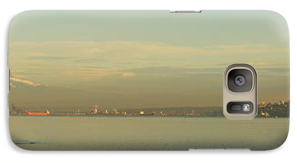 Galaxy Case featuring the photograph Puget Sound by Angi Parks