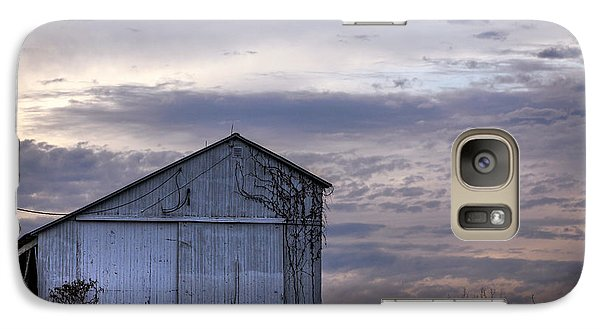 Galaxy Case featuring the photograph Pure Country by Sennie Pierson