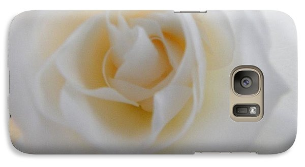 Galaxy Case featuring the photograph Purity by Deb Halloran