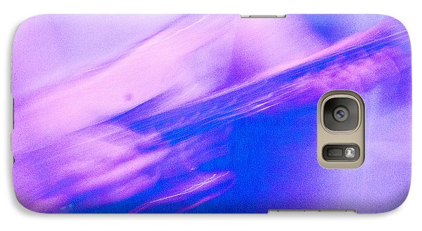 Galaxy S7 Case featuring the photograph Purple Haze by Alex Lapidus