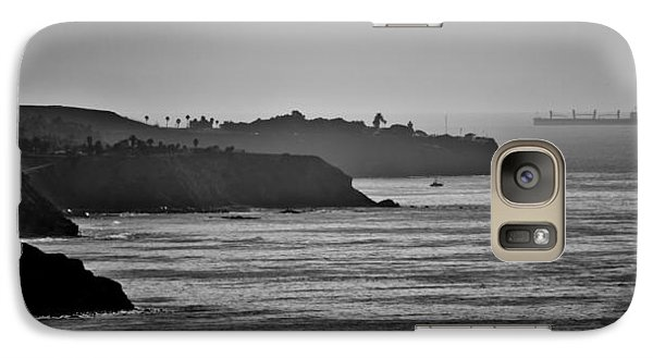 Galaxy Case featuring the photograph Pv Shoreline by Joseph Hollingsworth