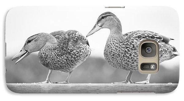 Quack Quack Galaxy S7 Case