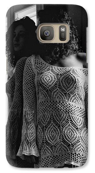 Que Nos Vies Aient L Air D Un Film Galaxy S7 Case