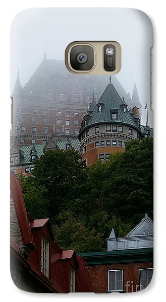 Galaxy Case featuring the photograph Quebec City by Tannis  Baldwin