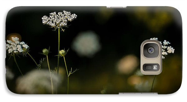 Queen Anne's Lace Galaxy S7 Case
