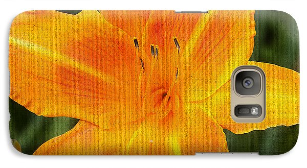 Galaxy Case featuring the photograph Queen For The Day by Terri Harper