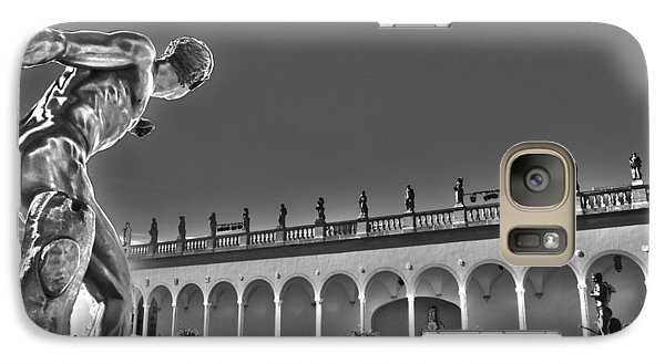 Galaxy Case featuring the photograph Quicksilver by Timothy Lowry