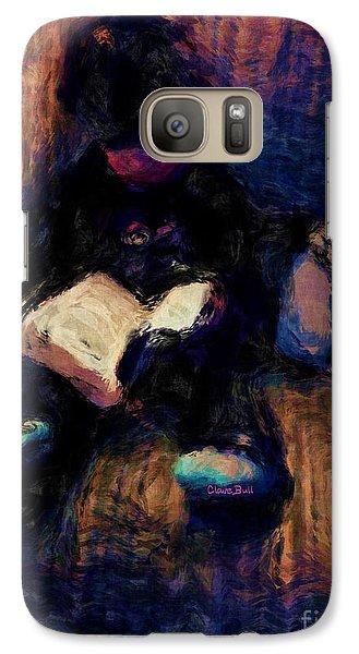 Quiet Time Galaxy S7 Case