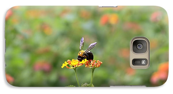Galaxy Case featuring the photograph Quiet Time by Geraldine DeBoer