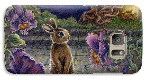 Rabbit Dreams Galaxy S7 Case