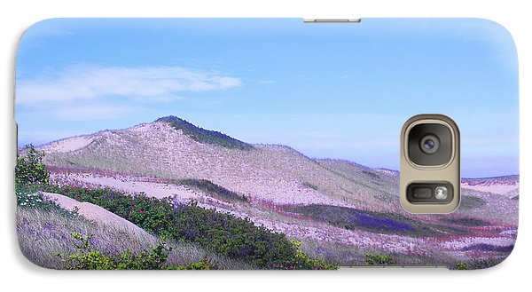 Galaxy Case featuring the photograph Race Point Dunes by David Klaboe