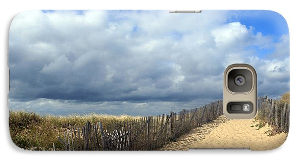 Galaxy Case featuring the photograph Race Point by Paula Guttilla