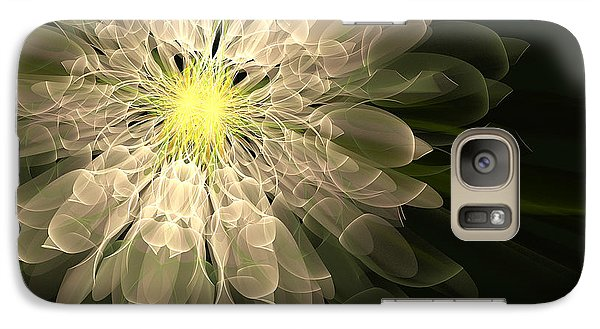 Galaxy Case featuring the digital art Radiance by Linda Whiteside