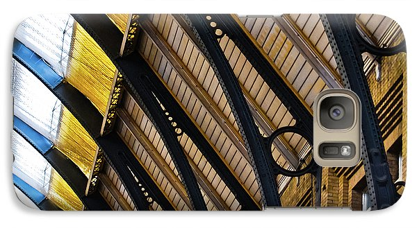 Rafters At London Kings Cross Galaxy S7 Case
