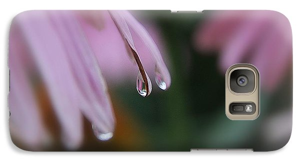 Galaxy Case featuring the photograph Rain Creation by Yumi Johnson