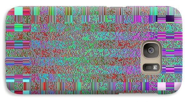 Galaxy Case featuring the photograph Rainbow Abstract by Michele Kaiser