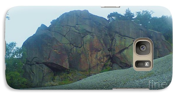 Galaxy Case featuring the photograph Rainbow Rock by John Williams