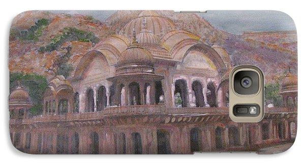 Galaxy Case featuring the painting Rani Ki Chatri by Vikram Singh
