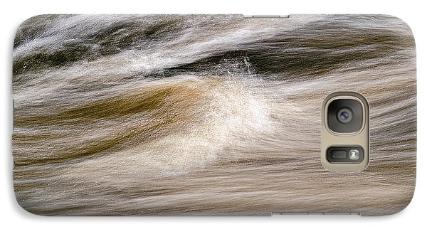 Galaxy Case featuring the photograph Rapids by Marty Saccone
