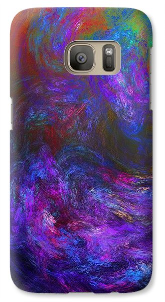 Galaxy Case featuring the digital art Rapture by David Lane