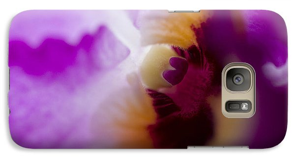 Galaxy Case featuring the photograph Rare Beauty by Jeanette French