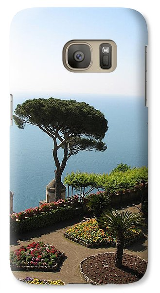 Galaxy Case featuring the photograph Ravello by Carla Parris