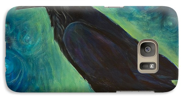 Space Raven Galaxy S7 Case