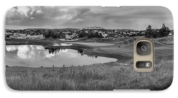 Galaxy Case featuring the photograph Ravenna Golf Course by Ron White