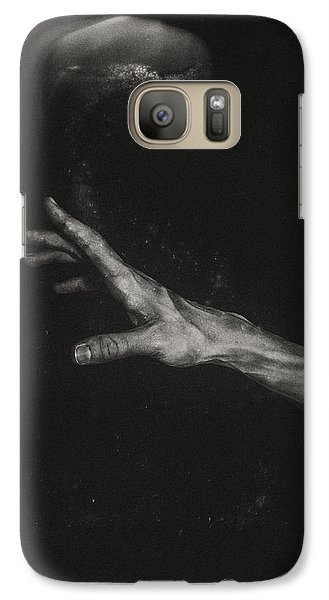 Galaxy Case featuring the photograph Reach No.2 by James Bethanis