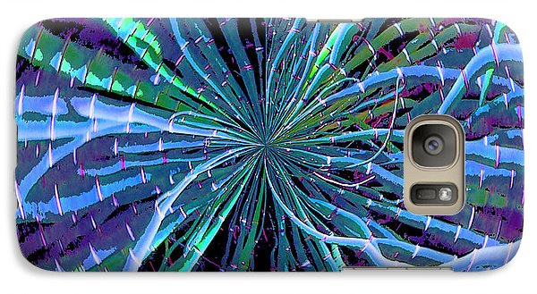 Galaxy Case featuring the photograph Reach Of The Bamboo Forest by Ann Johndro-Collins