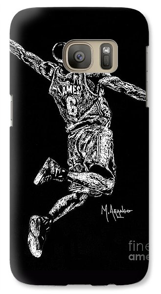 Reaching For Greatness #6 Galaxy S7 Case