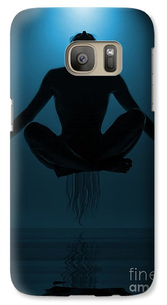 Magician Galaxy S7 Case - Reaching Nirvana.. by Nina Stavlund