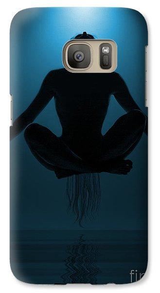 Magician Galaxy S7 Case - Reaching Nirvana.. by Nina Stavlund