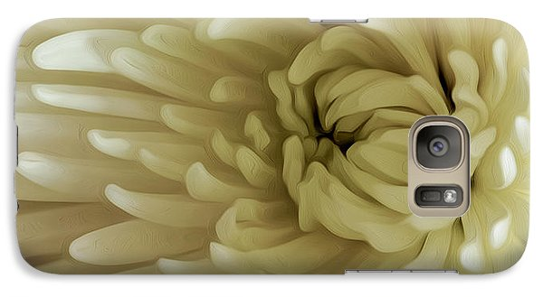 Galaxy Case featuring the photograph Reaching Out by Nancy Marie Ricketts
